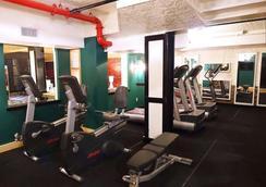 Henry Norman Hotel - Brooklyn - Gym