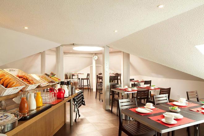 Coeur De City Hotel Bordeaux Clemenceau By Happyculture - Bordeaux - Ruoka