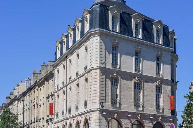 Coeur De City Hotel Bordeaux Clemenceau By Happyculture - Bordeaux - Edificio