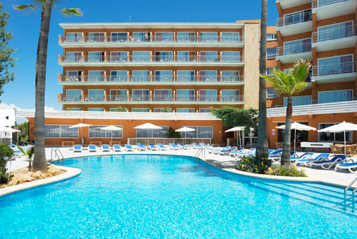 Hotel Hsm Golden Playa - Mallorca - Rakennus