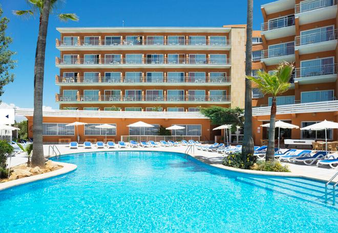 Hsm Hotel Golden Playa - Mallorca - Rakennus