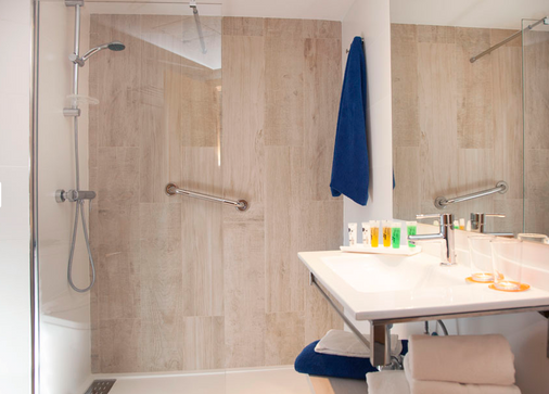 Hotel Hsm Golden Playa - Palma de Mallorca - Bathroom
