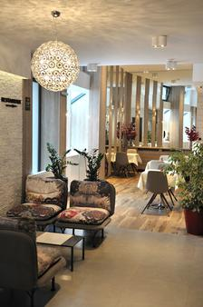 Hotel VIP - Σαράγιεβο - Σαλόνι ξενοδοχείου