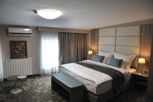 Hotel VIP - Σαράγιεβο - Κρεβατοκάμαρα