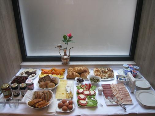 Hotel VIP - Σαράγιεβο - Φαγητό