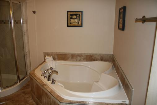 Relais St-Denis - Saint-Sauveur - Bathroom