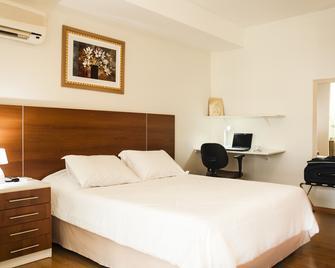 City Hall Flat & Hotel - São José dos Campos - Makuuhuone
