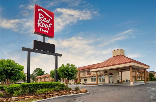 北諾克斯維爾/梅徹特車道紅屋頂酒店 - 諾克斯維爾 - 諾克斯維爾(田納西州) - 建築