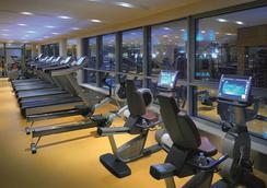 Mövenpick Hotel West Bay Doha - Doha - Gym