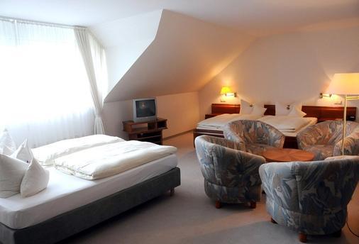 Hotel Rabennest - Schwerin - Schlafzimmer