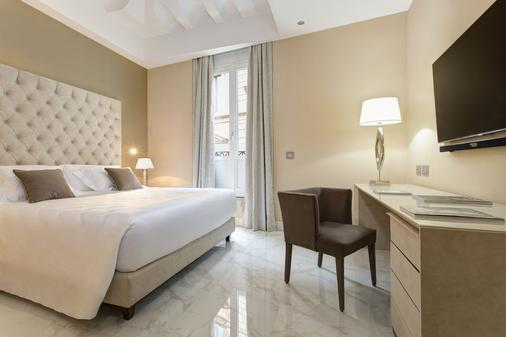 Aleph Rome Hotel, Curio Collection by Hilton - Rome - Bedroom