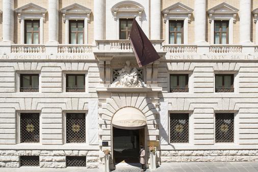 Aleph Rome Hotel, Curio Collection by Hilton - Ρώμη - Κτίριο