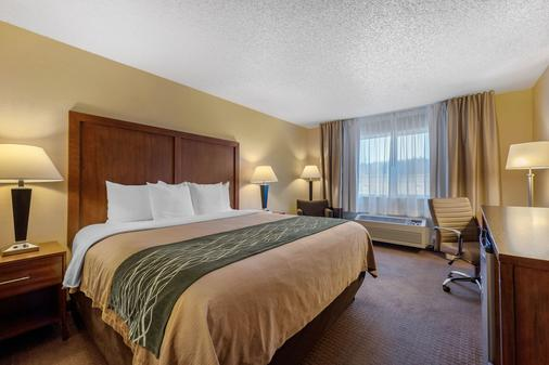 Comfort Inn & Suites Bothell - Seattle North - Bothell - Bedroom