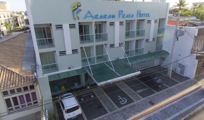Araras Praia Hotel - Aracaju - Rakennus