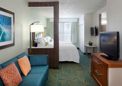 SpringHill Suites by Marriott Phoenix Downtown - Phoenix - Makuuhuone