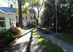 The Village Inn - Lenox - Building