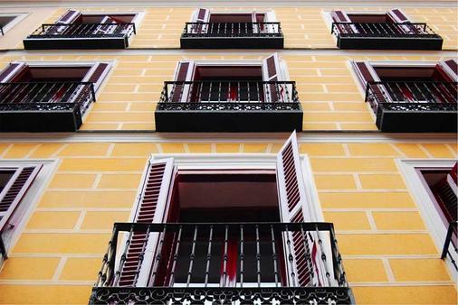 波薩達德爾龍 - 馬德里 - 馬德里 - 建築
