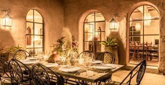 Le Jardin Des Douars - Essaouira - Restaurante