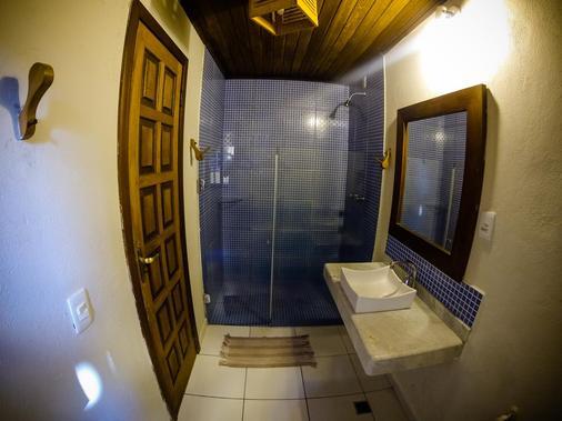 瑪榭普薩達飯店 - 阿拉亞爾達茹達 - 浴室