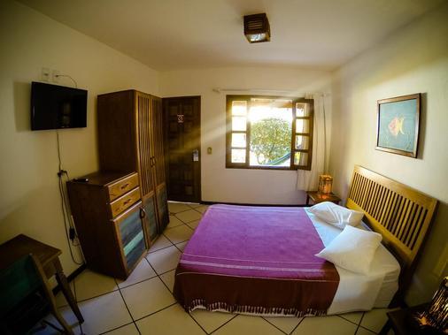 Hotel Pousada Machê - Arraial d'Ajuda - Bedroom