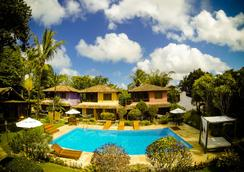 Hotel Pousada Machê - Arraial d'Ajuda - Pool