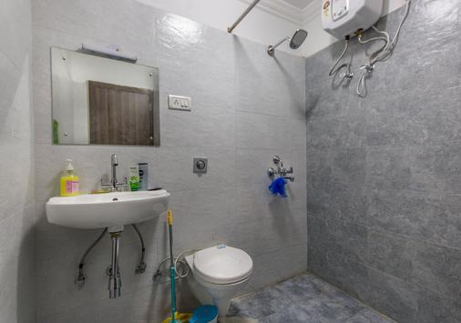 Backpacker Panda Delhi - Νέο Δελχί - Μπάνιο