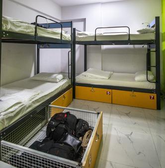 Backpacker Panda Appetite Mumbai - Bombay - Habitación