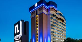 Centennial Hotel Spokane - Spokane - Rakennus