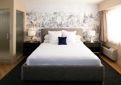 Centennial Hotel Spokane - Spokane - Bedroom