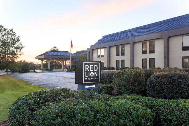 Red Lion Inn & Suites Hattiesburg - Hattiesburg - Gebäude