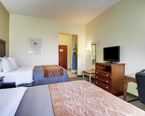 Country Inn and Suites by Radisson, Byram/Jackson - Byram - Schlafzimmer