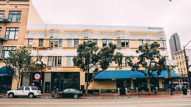 Hi San Diego Downtown - San Diego - Rakennus