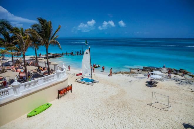 Riu Cancun - Cancún - Beach