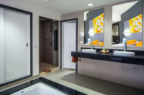 坎昆河景酒店 - 坎昆 - 坎昆 - 浴室