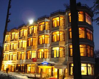 Hotel Mountain Top - Manāli - Building