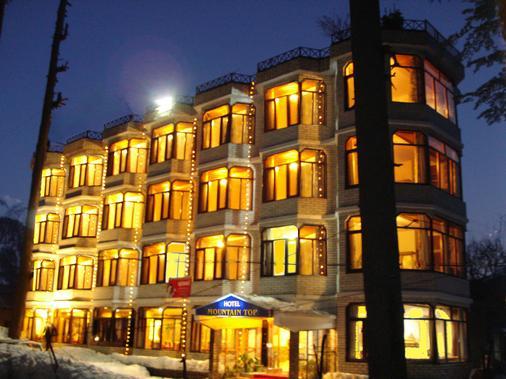 Hotel Mountain Top - Manāli - Toà nhà