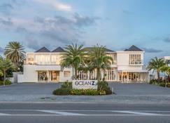 Ocean Z Boutique Hotel - Oranjestad - Edificio