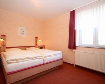 Hotel Meeresburg - Norderney - Спальня