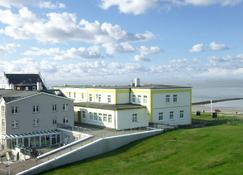 Hotel Meeresburg - Norderney - Vista del exterior