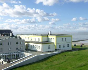 Hotel Meeresburg - Norderney - Venkovní prostory
