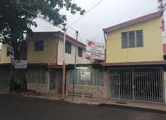 Allan28Hotel - Puntarenas - Edificio