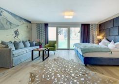 Hotel Kendler - Saalbach - Bedroom