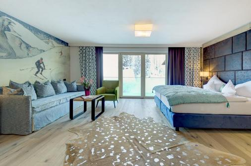 Hotel Kendler - Saalbach - Makuuhuone