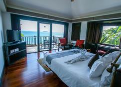 Villa 360 - Ko Phi Phi - Bedroom