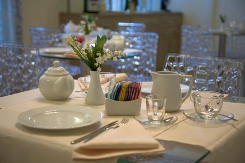 Palazzo Ruschioni Boutique Hotel - Camerano - Dining room