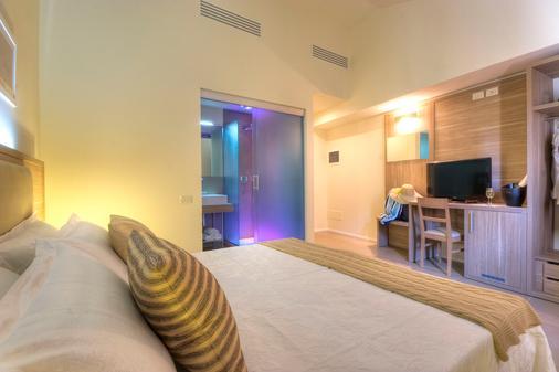 Palazzo Ruschioni Boutique Hotel - Camerano - Bedroom
