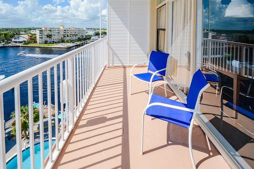 Sands Harbor Resort and Marina (No Resort Fee) - Pompano Beach - Parveke