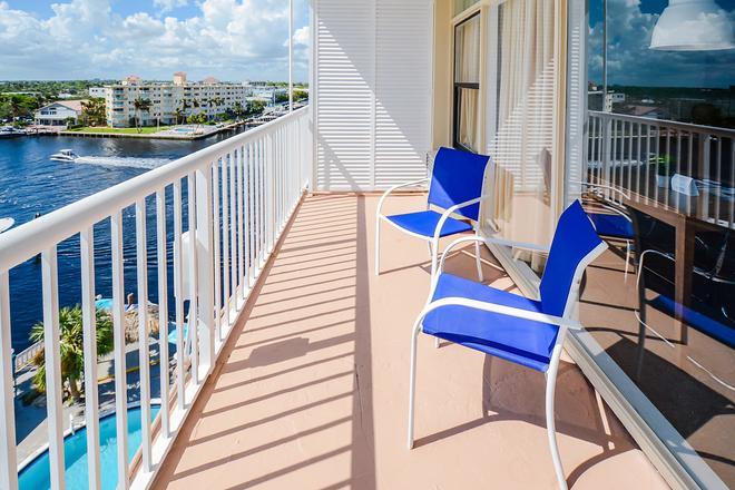 Sands Harbor Resort and Marina - Pompano Beach - Parveke