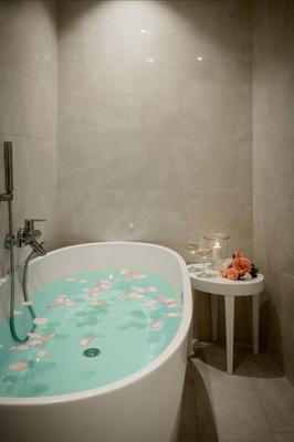 Hotel Europa - Camaiore - Bathroom