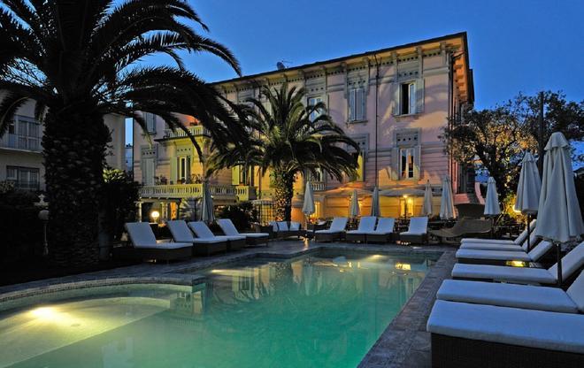 Hotel Europa - Camaiore - Piscina